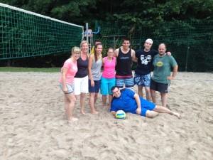 Beach-Volleyball startet wieder!